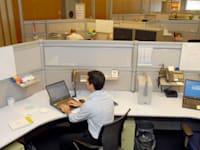 משרדים בחברת הייטק / צילום: תמר מצפי