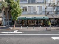 עסקים סגורים בזמן משבר הקורונה / צילום: כדיה לוי