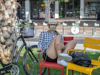 סגר -  עסקים סגורים  והרחובות ריקים / צילום: כדיה לוי