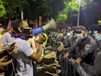הפגנות שד' רוטשילד תא - נגד מדיניות בנימין נתניהו / צילום: רון טוביאס