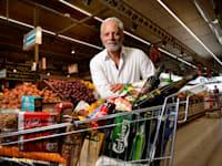איתן יוחננוף - בעלים של רשת שיווק מזון יוחננוף / צילום: איל יצהר