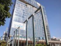 בניין של  קבוצת אשטרום בתל אביב / צילום: כדיה לוי