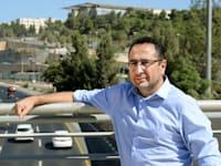 מהנדס העיר ירושלים, יואל אבן / צילום: איל יצהר