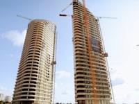 בנייה חדשה בקריית אונו / צילום: שלומי יוסף