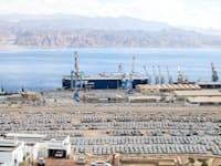 נמל אילת / צילום: שלומי יוסף