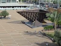 כיכר רבין בת''א / צילום: איל יצהר
