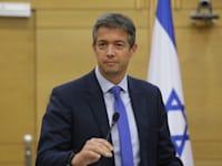 שר התקשורת יועז הנדל / צילום: אלכס קולומויסקי-ידיעות אחרונות