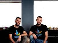 חברת NYM - אדם רימון  ועמיחי ניידרמן / צילום: איל יצהר