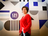 טלי ניר - מנכלית עמותה 121 / צילום: שלומי יוסף