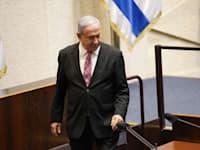 """ראש הממשלה ויו""""ר הליכוד בנימין נתניהו / צילום: דני שם טוב דוברות הכנסת"""