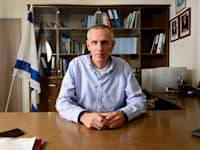 """מנכ""""ל רשות מקרקעי ישראל (רמ""""י) יעקב (ינקי) קוינט / צילום: איל יצהר"""