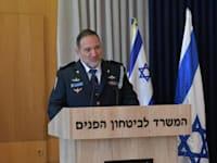 """המפכ""""ל קובי שבתאי / צילום: דוברות משטרת ישראל"""