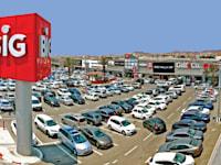 מרכז ביג אילת. עלייה בקניות שנערכו במרכזי הקניות הפתוחים / צילום: ביג מרכזי קניות