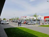 """מרכז מסחרי של ביג בסרביה / צילום: יח""""צ"""