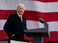 """ג'ו ביידן, נשיא ארה""""ב ה-46 / צילום: Associated Press, Evan Vucci"""