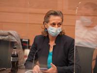 """ד""""ר שרון אלרעי-פרייס / צילום: דוברות הכנסת שמוליק גרוסמן"""