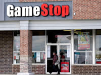 """חנות גיימסטופ באילינוי ארה""""ב / צילום: Associated Press, Nam Y. Huh"""