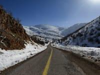 שלג בחרמון ינואר 2021 / צילום: איל יצהר