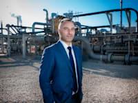 """יוסי אבו. מנכ""""ל דלק קידוחים / צילום: ענבל מרמרי"""