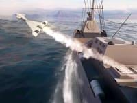 טיל הארופ ימי / צילום: התעשייה האווירית