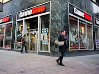 חנות של רשת גיימסטופ / צילום: Shutterstock