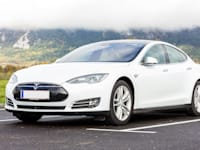 "Tesla S Long Range / צילום: יח""צ"