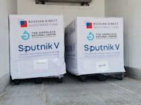 חיסון לקורונה מתוצרת רוסיה / צילום: מתאם הפעולות בשטחים
