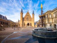 בניין הפרלמנט ההולנדי / צילום: Shutterstock, Georgios Tsichlis