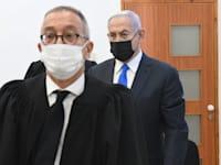 """עו""""ד בועז בן צור, במשפטו של בנימין נתניהו / צילום: ראובן קסטרו, וואלה! NEWS"""