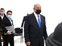 משפט בנימין נתניהו / צילום: ראובן קסטרו, וואלה! NEWS