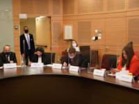 דיון בוועדת הכלכלה שעוסק בענף התעופה בישראל / צילום: דני שם טוב, דוברות הכנסת
