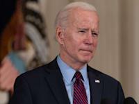 הנשיא ג'ו ביידן. לא מוכן לוותר בינתיים / צילום: Associated Press, Alex Brandon