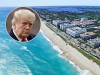 פאלם ביץ', פלורידה. הנכנס שהושלם לאחרונה נמכר עבור כ־140 מיליון דולר / צילום: Shutterstock