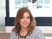 עו''ד דנה אביב - בתו הצעירה של הקבלן משה אביב ז''ל / צילום: פאביאן קולדורף