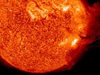השמש. התפרצויות שמש גורמות לשינוי הקרינה בכדור הארץ / צילום: Reuters, Ho New