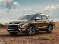 "Chevrolet-Trailblazer-2021 / צילום: יח""צ"