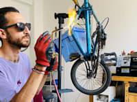 """דן סרוסי, בן 29, מתל אביב • הבעלים של מותג האופניים """"סרוסי"""" / צילום: תמונה פרטית"""