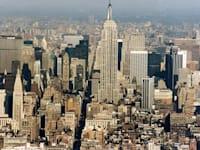 העיר ניו יורק - מנהטן - גורדי שחקים / צילום: תמר מצפי