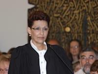 גנות דליה - שופטת בית המשפט המחוזי תל אביב / צילום: איל יצהר