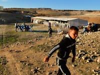 כפר בדואי אום אל חיראן / צילום: רפי קוץ