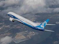 טיסת הבכורה של מטוס בואינג 787-10 החדש / צילום: בואינג