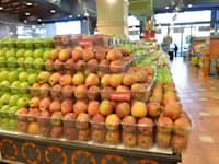 סניף רשת טיב טעם - פירות + תפוחים / צילום: תמר מצפי