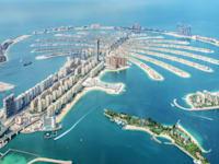אי הדקל בדובאי, שבן סוליים היה מיוזמיו / צילום: Shutterstock