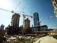 חברת אשטרום , אתר בנייה, מנוף , מנופים , בניינים , בנינים , בנין , בניין / צילום: אמיר מאירי
