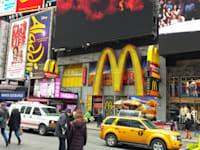 עיר ניו יורק , מקדונלדס / צילום: רועי גולנדברג