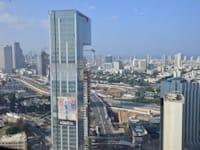 מגדל אטריום רמת גן והסביבה / צילום: תמר מצפי