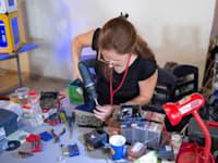 האקת'ון GeekCon / צילום: טל דואק באדיבות GeekCon