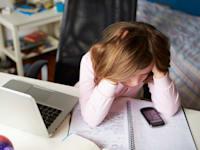 למידה מרחוק / אילוסטרציה: Shutterstock, Monkey Business Images