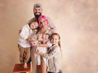משפחת טרסוב / צילום: שירה זיו