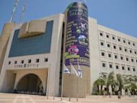 בניין עיריית אשדוד. יחידת הצעירים בעיר זכתה בפרס / צילום: תמר מצפי